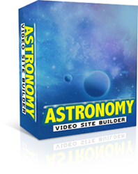 Astonomy Video Site Builder